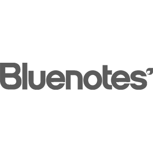 Bluenotes Logo Greyscale -- Clients