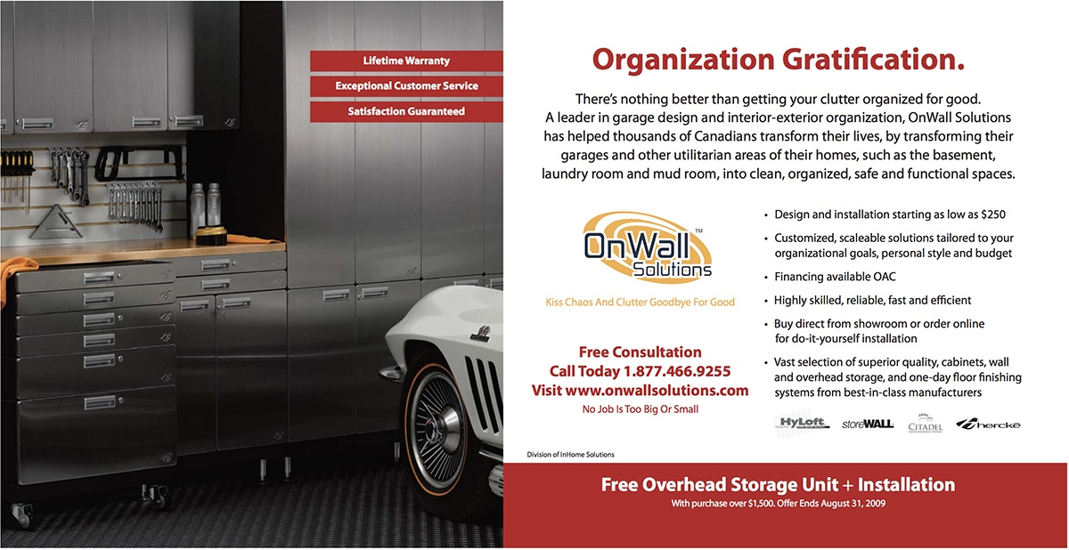 Onwall Promotional Card -- Portfolio